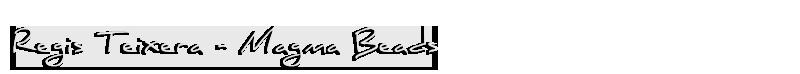 Regis Teixera – Magma Beads